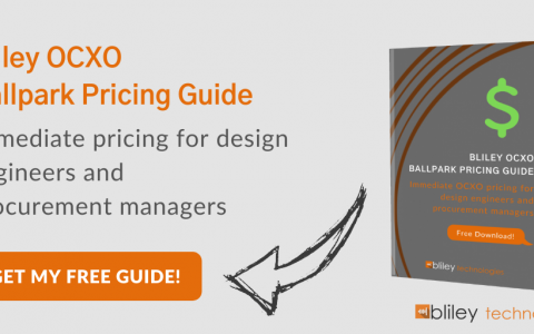Immediate OCXO Pricing for Design Engineers & Procurement Managers