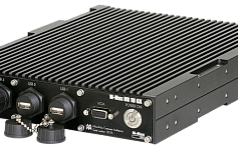 M-Max HR 1U GX – High-performance compact rugged low-cost computer.