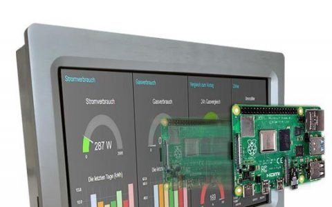 Our New Supplier Industrialshields Interduced is Panel PC based on Raspberry Pi Products.  .